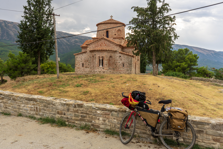 Albania by bike