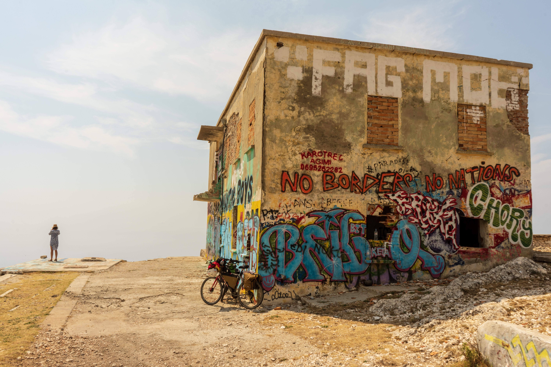 +100 Fshatrat by bike