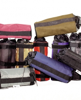 Down tube bag